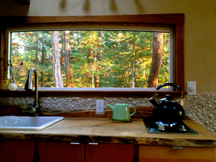 Keva Tiny House Kitchen