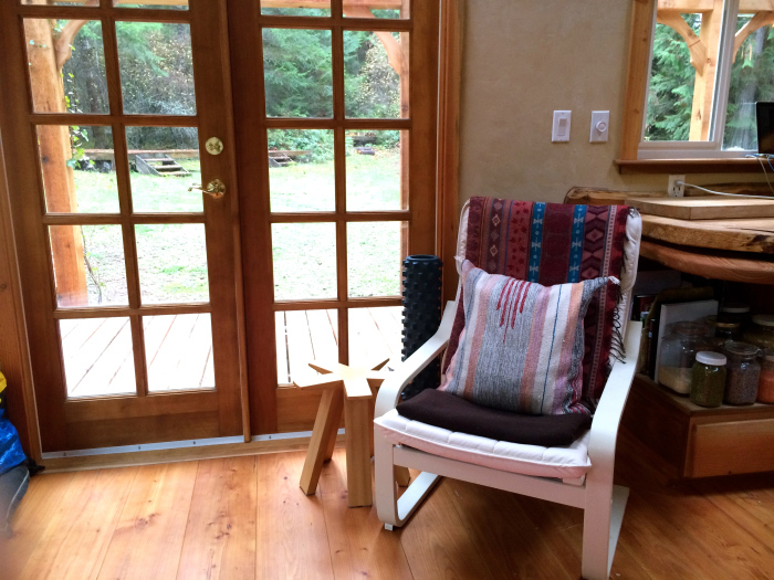 Keva Tiny House Living Room 2