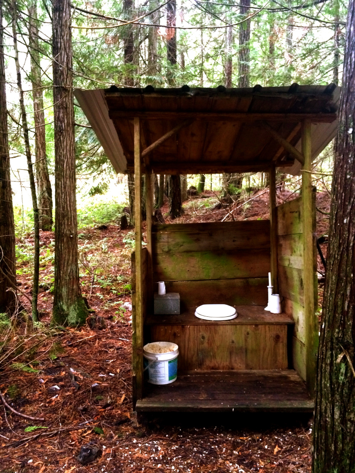 Keva Tiny House Outhouse