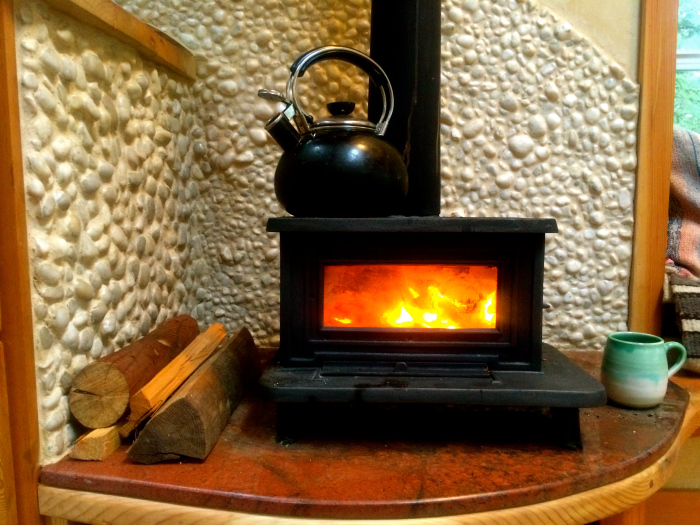 Keva Tiny House Wood Stove