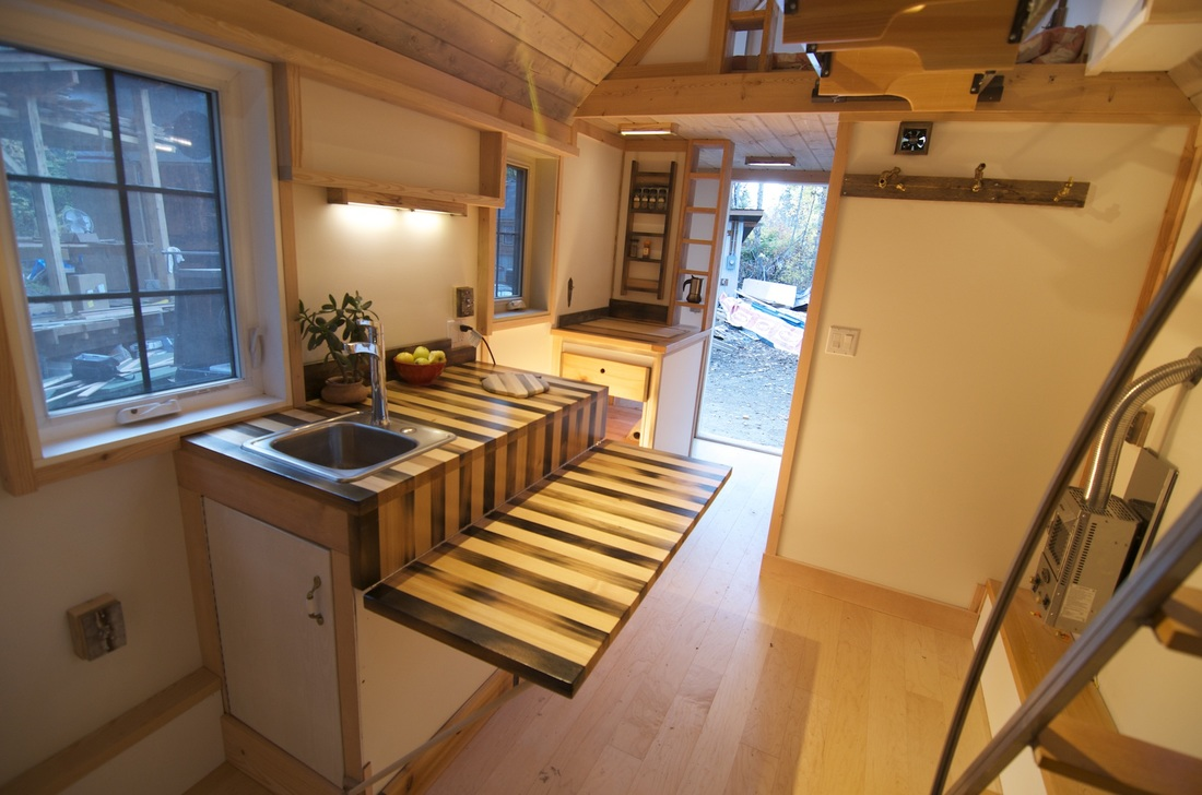 Acorn Interior - Nelson Tiny Houses