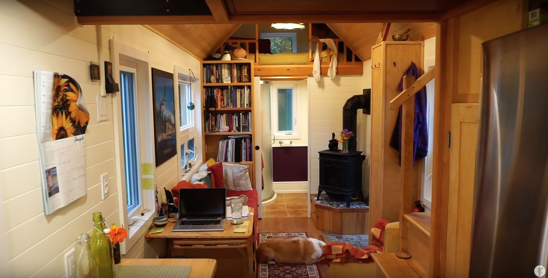 Challenges & Benefits of Tiny House Living