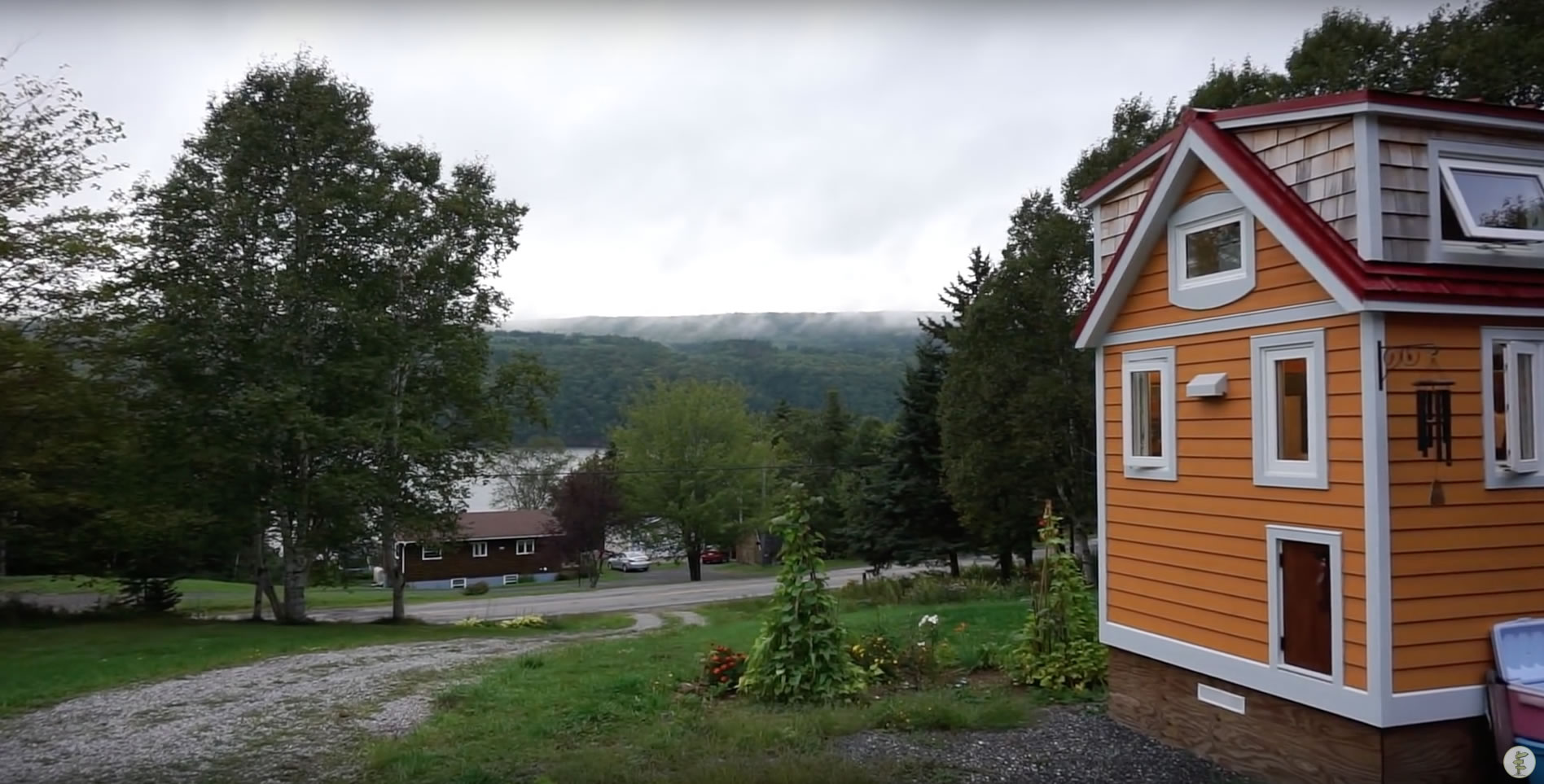 View - Challenges & Benefits of Tiny House Living - Couple Shares Experience
