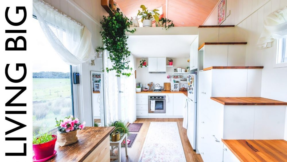 When You Re Small Tiny Houses Are Enormous Tiny House Living